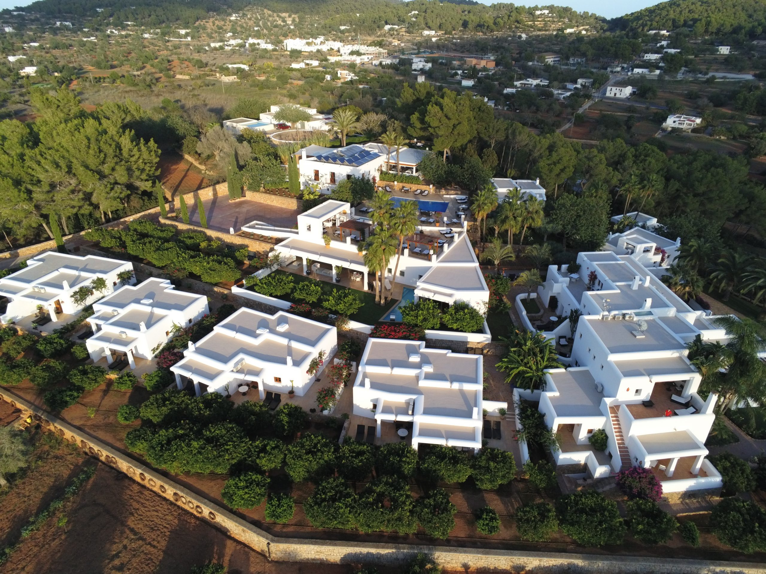 Photography and promotion with drones in Ibiza, Mallorca, Balearic Islands
