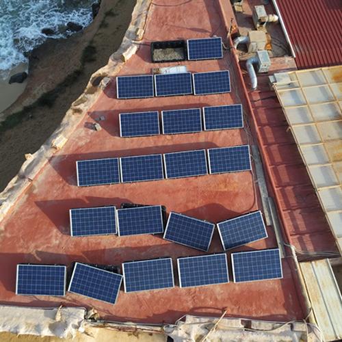 Inspecciones técnicas de parques solares en Ibiza, Formentera, Mallorca