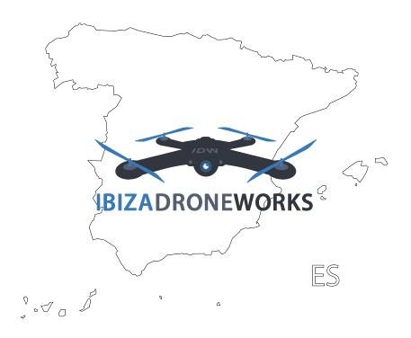 Ibiza Drone Works trabajos aéreos fotografías y filmación con drones en Ibiza