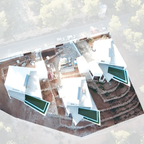 Fotogrametría con drones en Ibiza, Formentera, Mallorca