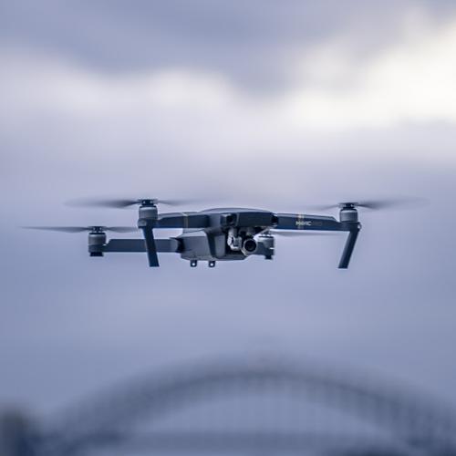 Vigilancia y seguridad con drones en Ibiza